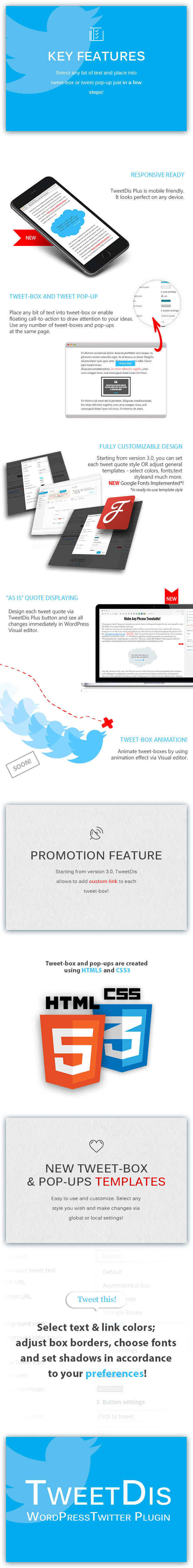 tweetdis twitter plugin for wordpress